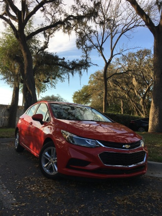 Cruze Three Quarter